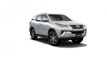 2018 Toyota Fortuner GXL Automatic