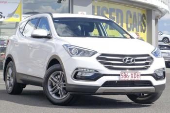 2016 Hyundai Santa Fe Active Wagon (Whit