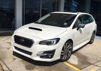 2018 Subaru Levorg 1.6 GT Premium MY18