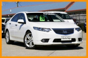 2013 HONDA ACCORD EURO LUXURY NAVI