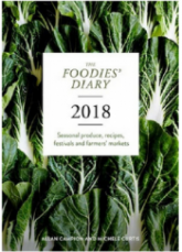 THE FOODIES' DIARY 2018