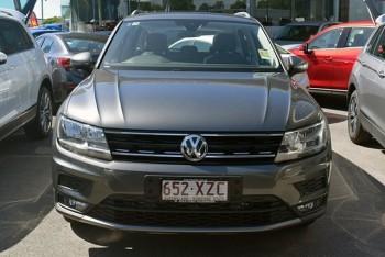 2018 Volkswagen Tiguan Wagon