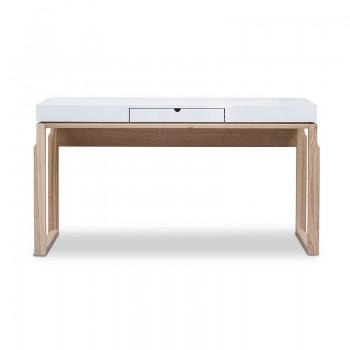 Ajax Computer Desk - 150cm - Natural