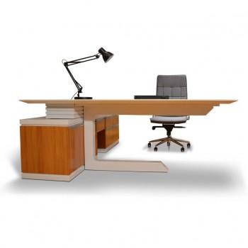 Colton Modern Executive Office Desk