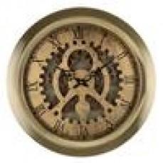 IGNACIO GOLD WALL CLOCK