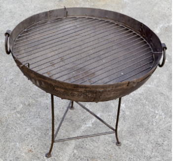 Antique Fire Pit