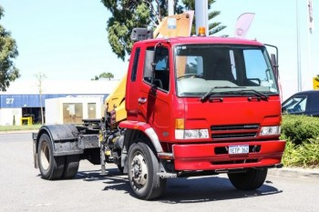 Mitsubishi FM600 4x2 Cr...