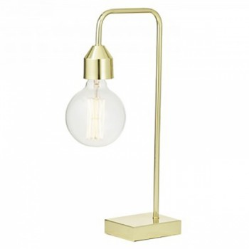 Ava Table Lamp Gold