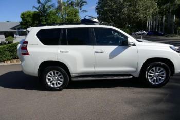2013 Toyota Landcruiser Prado KD WAG Wag