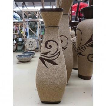 Sanded Pots