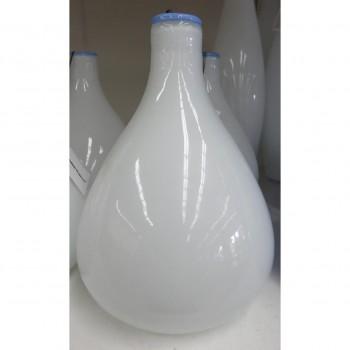 White Vase teardrop