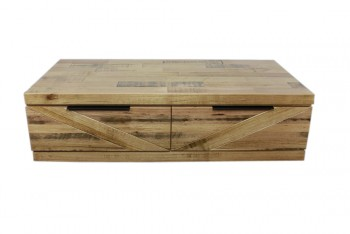 Parquetry grace coffee table