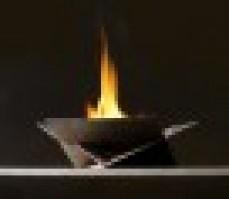 DESIGNER LOTUS FIRE PIT