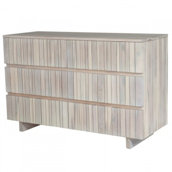 Slat Dresser 6 Drawer