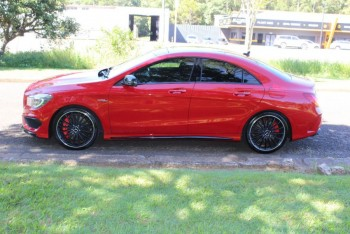2014 Mercedes-Benz Cla45 C1  ...