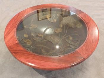 Deco Coffee Table Round