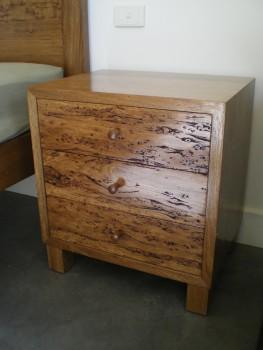 Phoenix Bedside Table