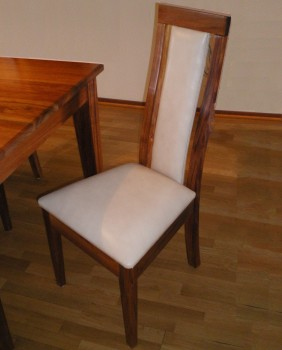 Red Jacket Dining Chair