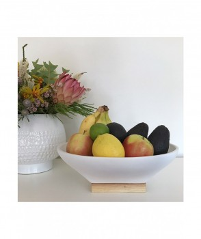 Janne Decorative / Serving Bowl by Oak a