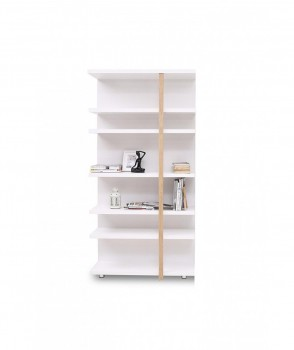 Tansy Display Unit BookShelf 100cm - Mat