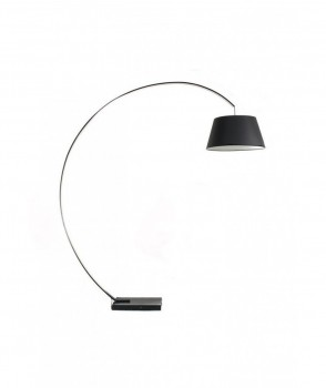 XL Size Floor Lamp - Black