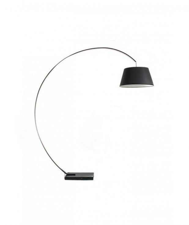 XL Size Floor Lamp - Black