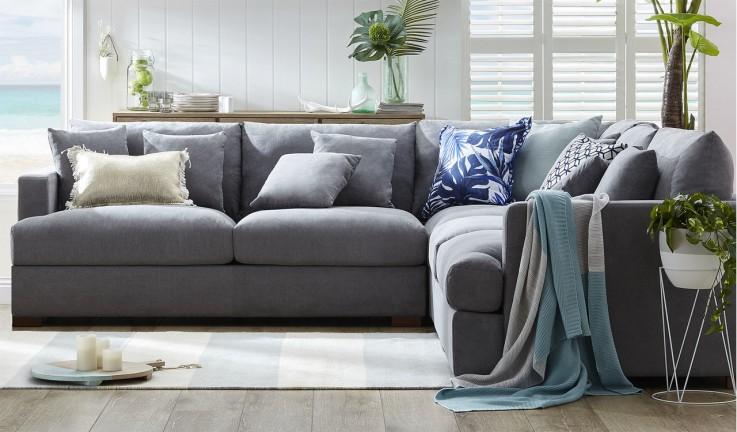 Crescent 6 Seat Corner Lounge 120 Bulla Rd Essendon Vic 3040