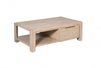 BEL-AIR – COFFEE TABLE WITH DRAWER