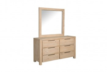 BEL-AIR – DRESSER & MIRROR