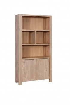 BEL-AIR – BOOKCASE WITH 2 DOORS