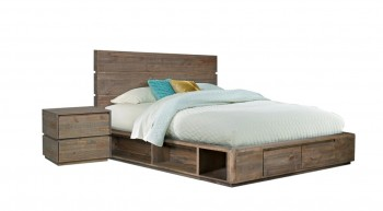 IMPERIAL – KING BED WITH DRAWERS