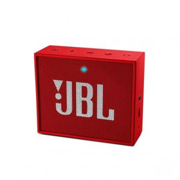 JBL GO Portable Bluetooth Speaker - Red