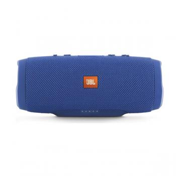 JBL Charge 3 Waterproof Speaker - Blue