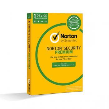 Norton Security Premium 1 Device
