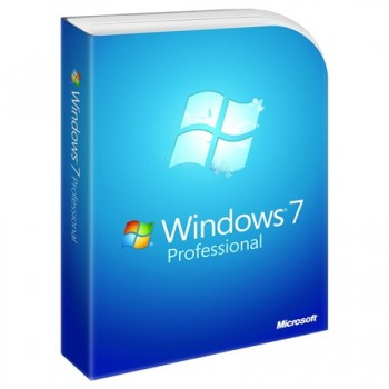 Microsoft Windows 7 Professional With Se