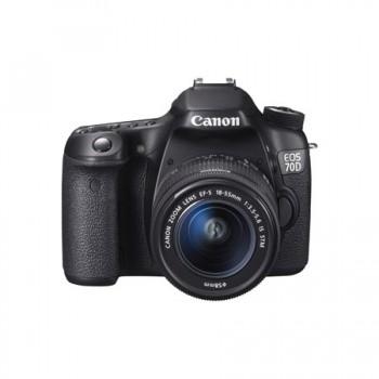 Canon EOS 70D 20.2 Megapixel Digital SLR
