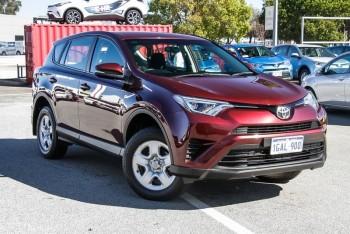 2016 Toyota Rav4 Gx Wagon