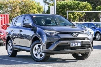 2016 Toyota Rav4 Gx Wagon (Grey)