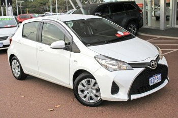2015 Toyota Yaris Ascent Hatchback