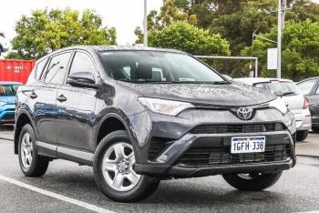 2017 Toyota Rav4 Gx Wagon (Grey)