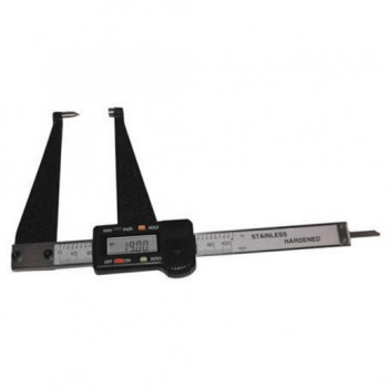Tradequip Digital Brake Disc Caliper 100