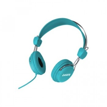 LASER Wired Stereo Headphone - Over-the-