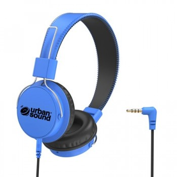 Verbatim Urban Sound Wired Stereo Headph