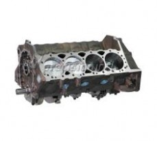 SHP 372 SBC SHORT ENGINE ASSY 4.125 X 3.