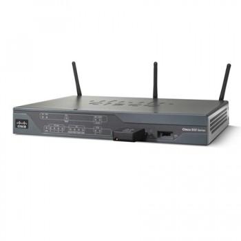 Cisco C881G-4G Ethernet, Cellular Wirele