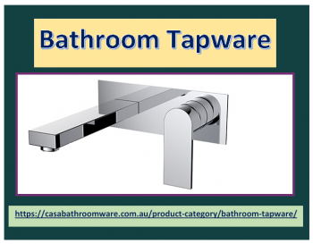 Want To Buy Bathroom Tapware? Just Click