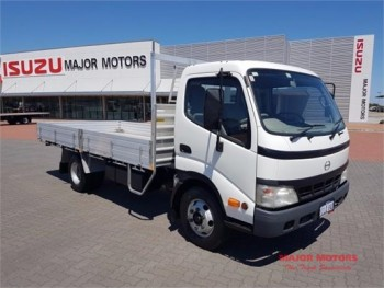 2006 Hino Dutro 4500 Table / Tray Top