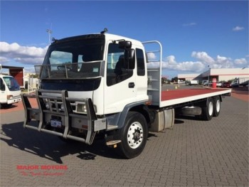 2006 Isuzu FVL 1400 Table / Tray Top