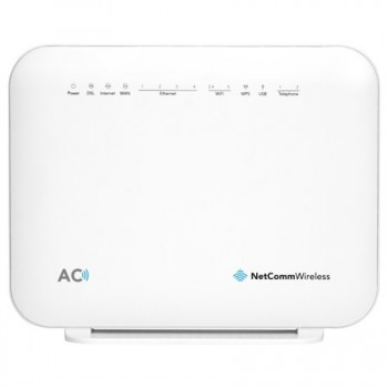 Netcomm NF18ACV IEEE 802.11ac ADSL2+, VD