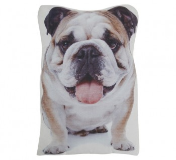 Pet Bulldog Cushion